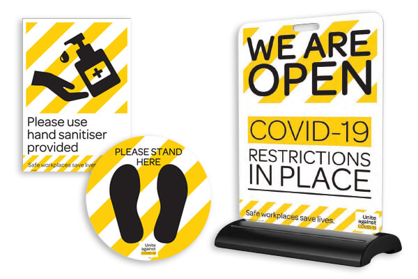 Services-COVID-19-Signage